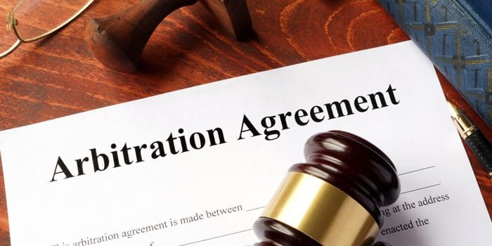 Arbitration Clauses in Employment Agreements New Developments