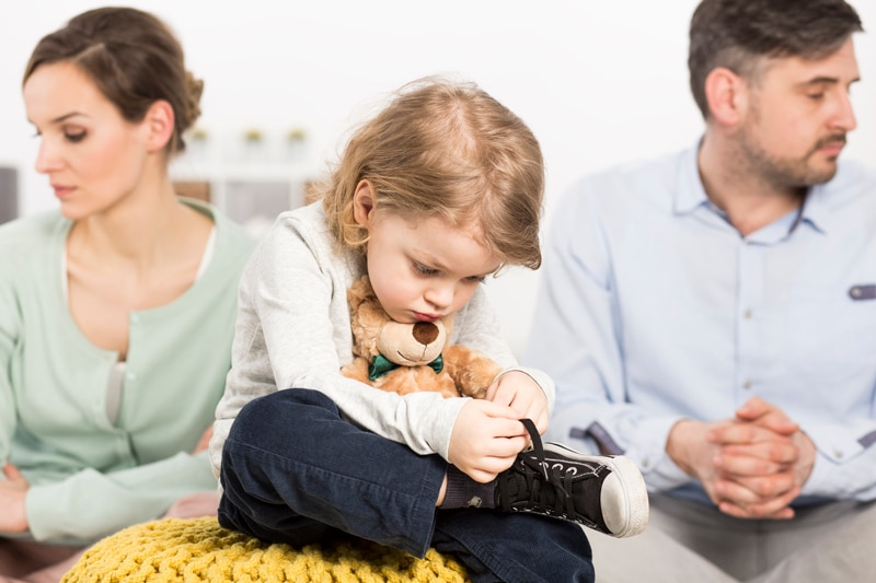 Cracking Down on the Issue of Parental Alienation