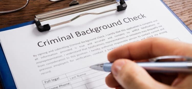 Criminal Record vs. Police Records