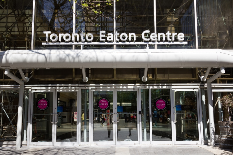 Eaton Centre Shooter Granted New Trial