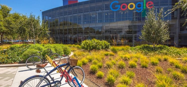 Google Faces Class Action Lawsuit Over Gender Pay