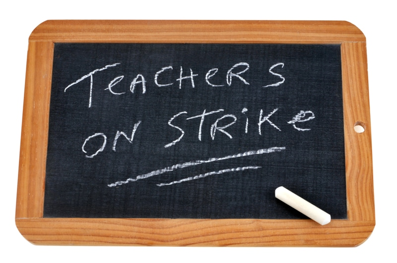 Ontario's Colleges Call for Strike