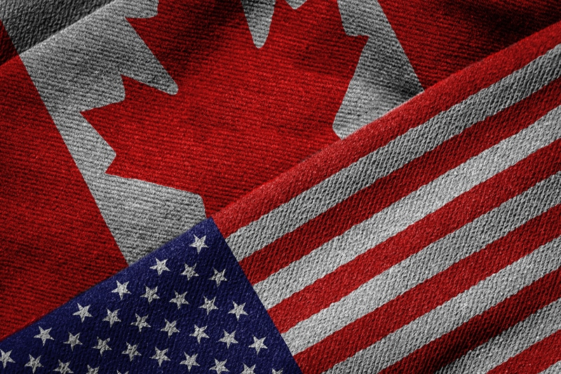 Taking the High Road: Canadians Crossing the US Border