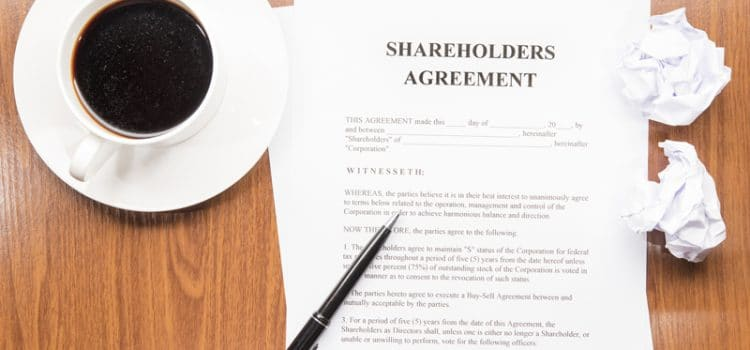 The Importance of Shareholder Agreements
