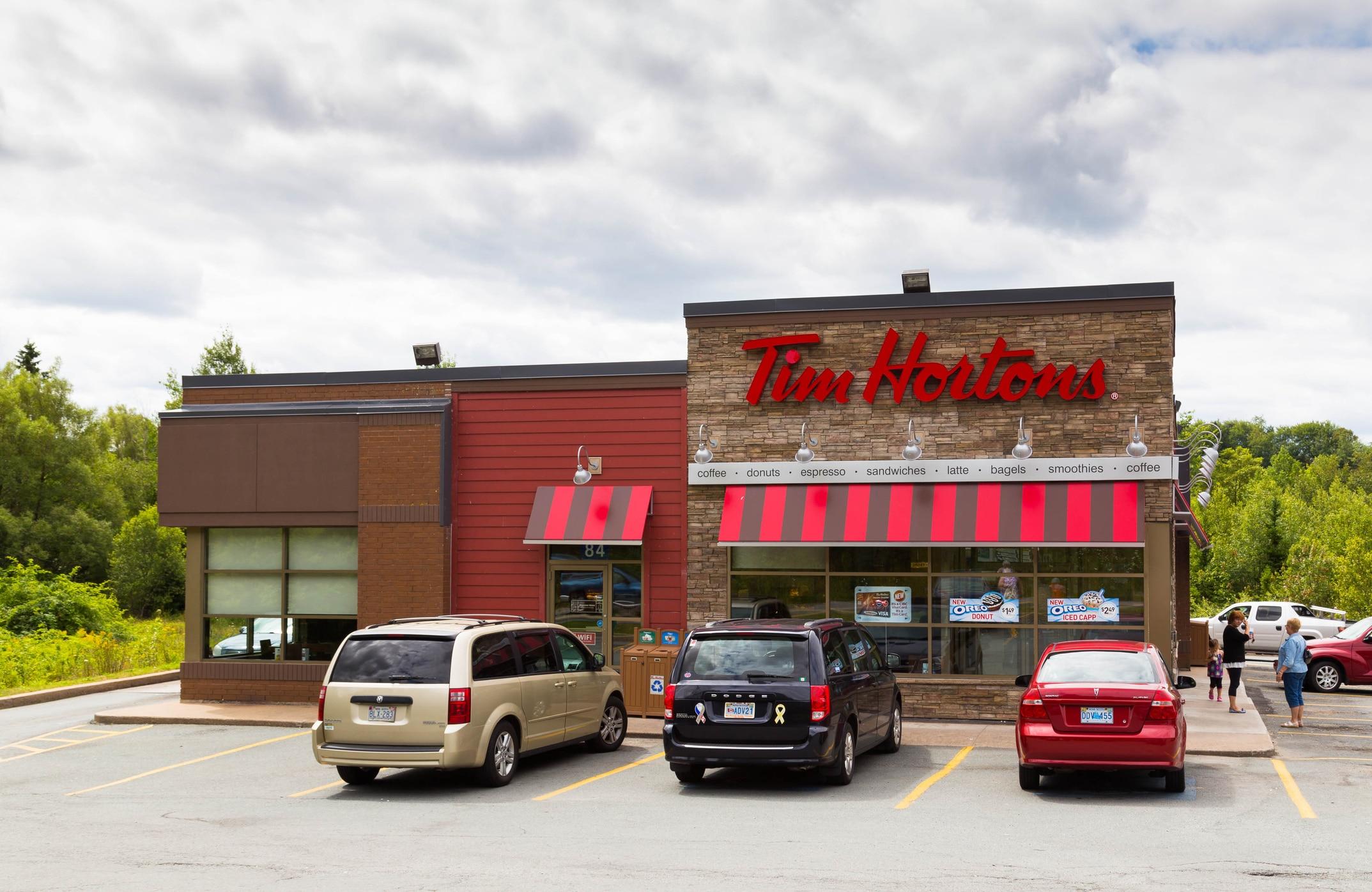Tim Hortons Franchises Reduce Employee Benefits