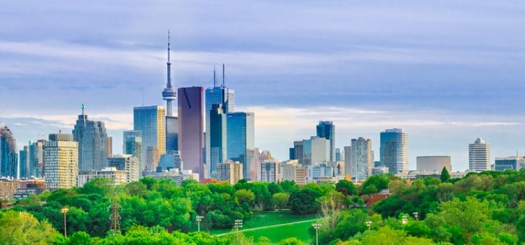 Toronto Housing Market Update: August 2017