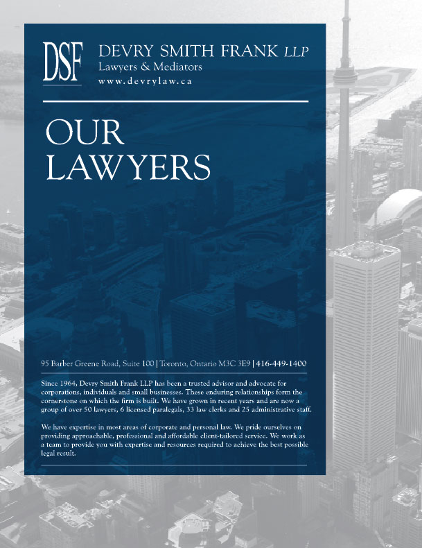 Our Lawyers